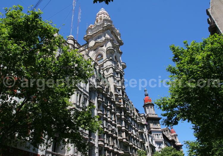buenos aires, argentine, voyage, histoire, patrimoine culturel, avenue mayo