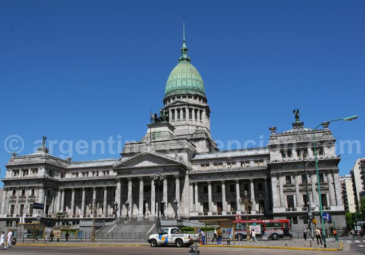 buenos aires, argentine, voyage, histoire, patrimoine culturel, congreso