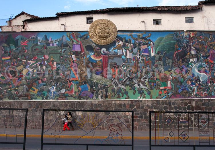 cuzco, cusco, histoire, pérou