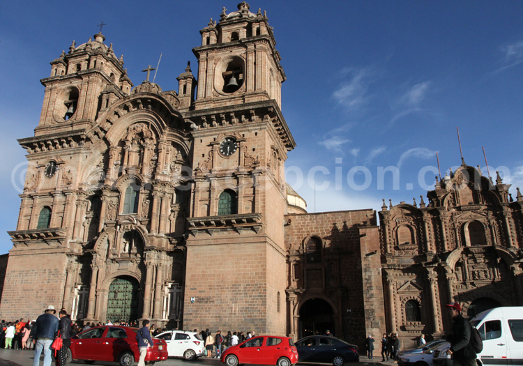 cuzco, cusco, pérou, église