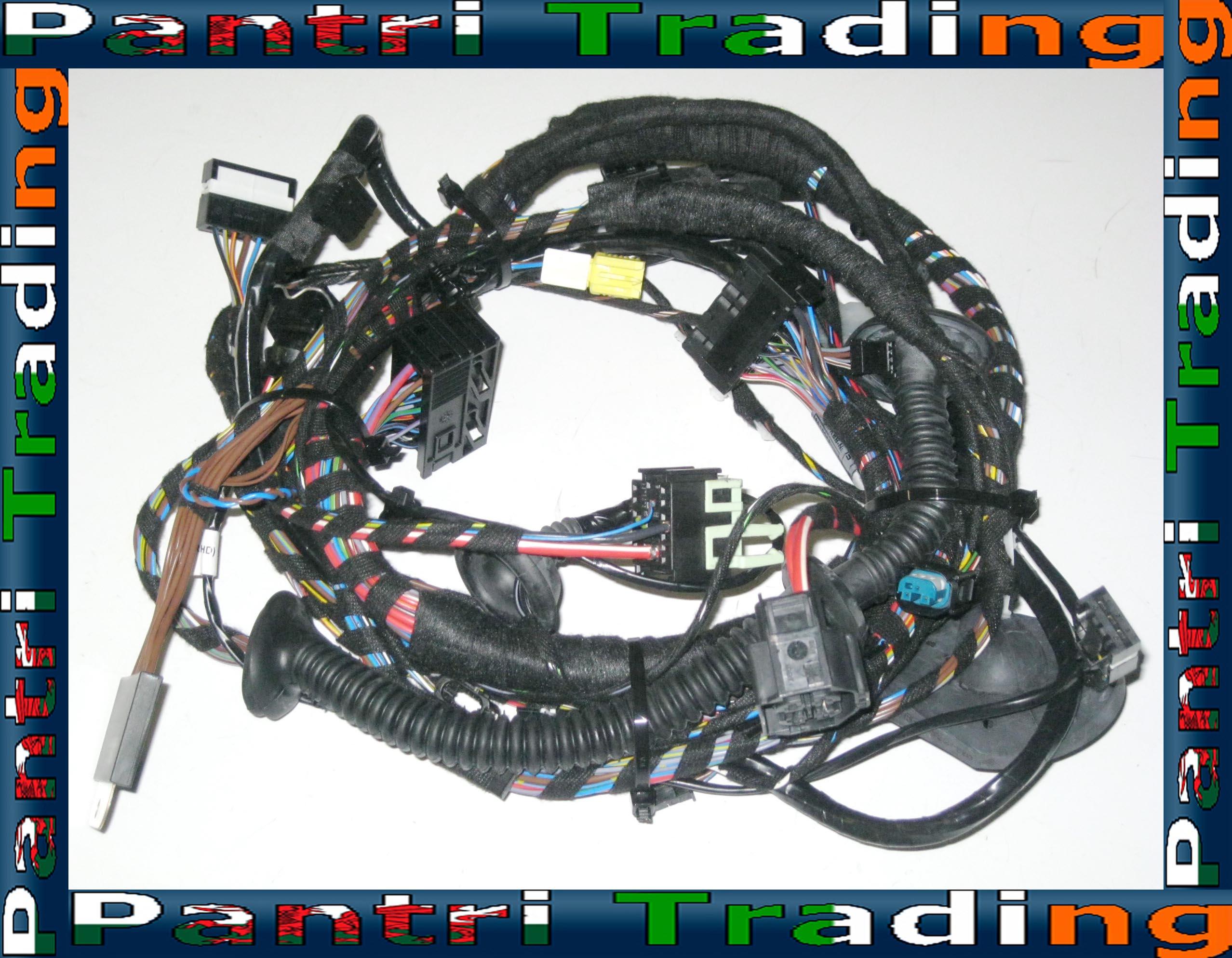 Bmw Z4 Wiring Loom