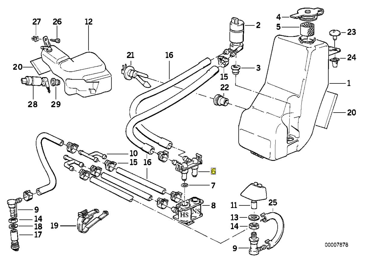 Bmw E90 Headlight Wiring