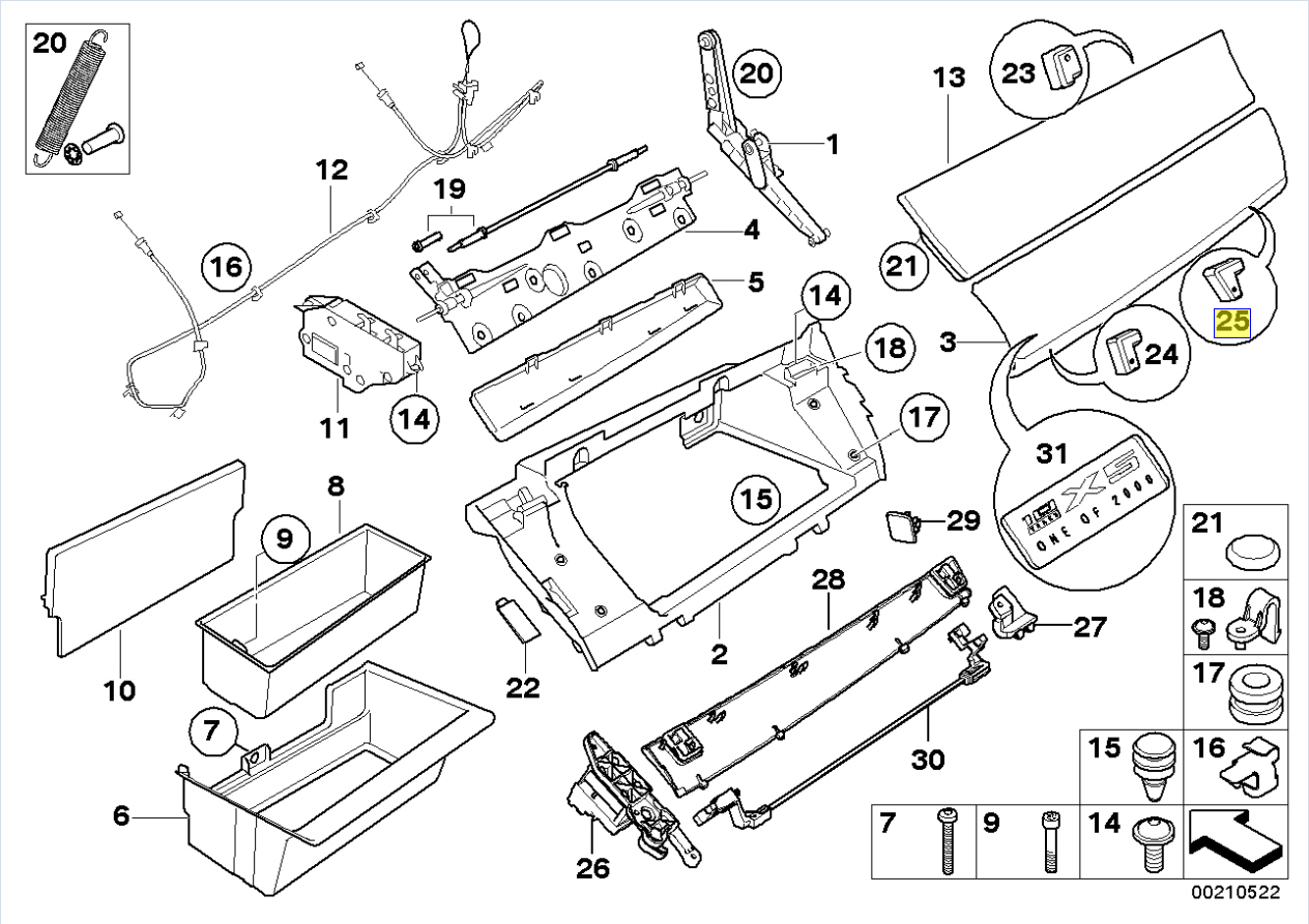 Mitsubishi Gt Parts Diagram