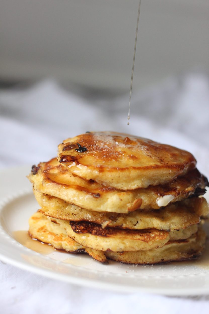 protein packed pancakes