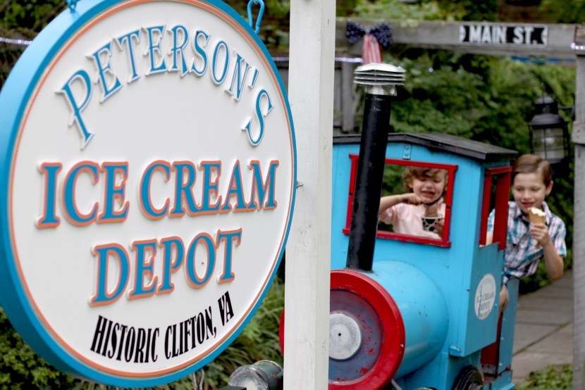 Peterson's Ice Cream Depot