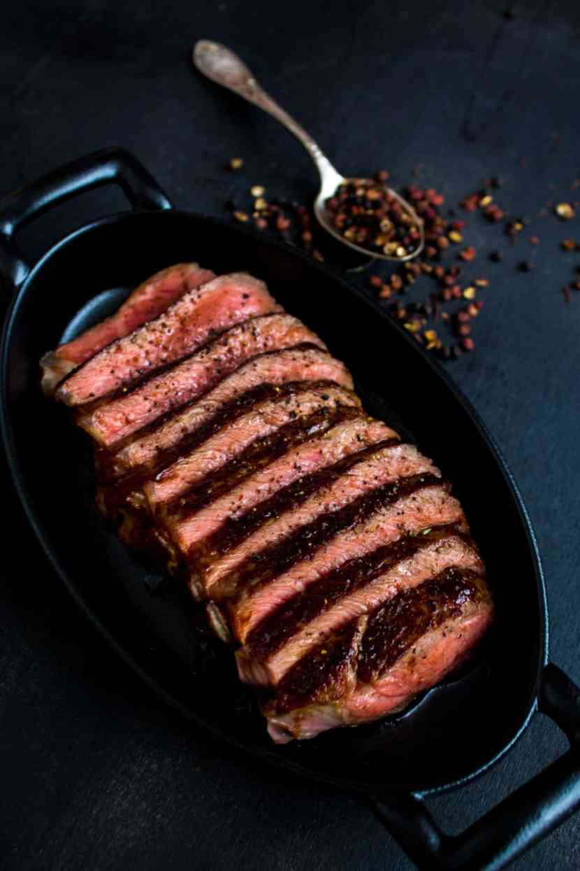 kitchen sink steak, how to cook the perfect steak at home in your kitchen sink. No jokes!