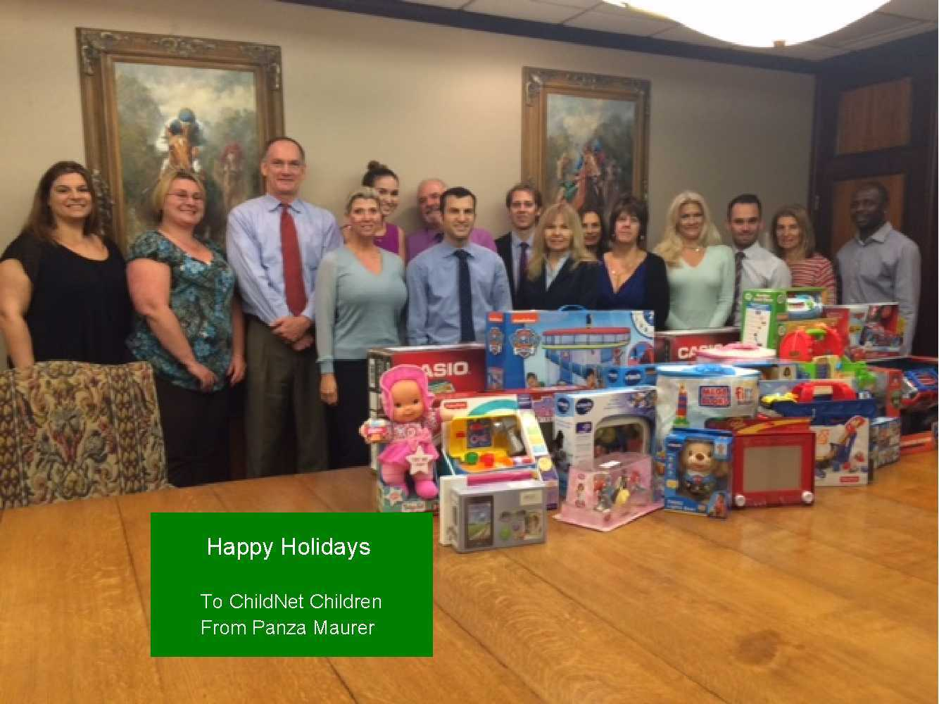 2015 ChildNet Holiday Giving Event