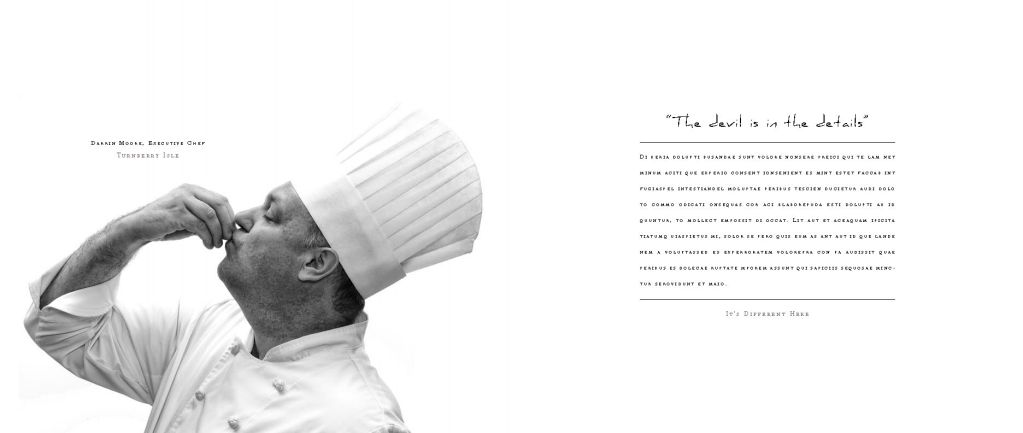 Turnberry Isle Magazine ad