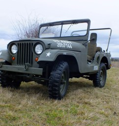 willys m38a1 jeep army c13 sold [ 1600 x 1200 Pixel ]