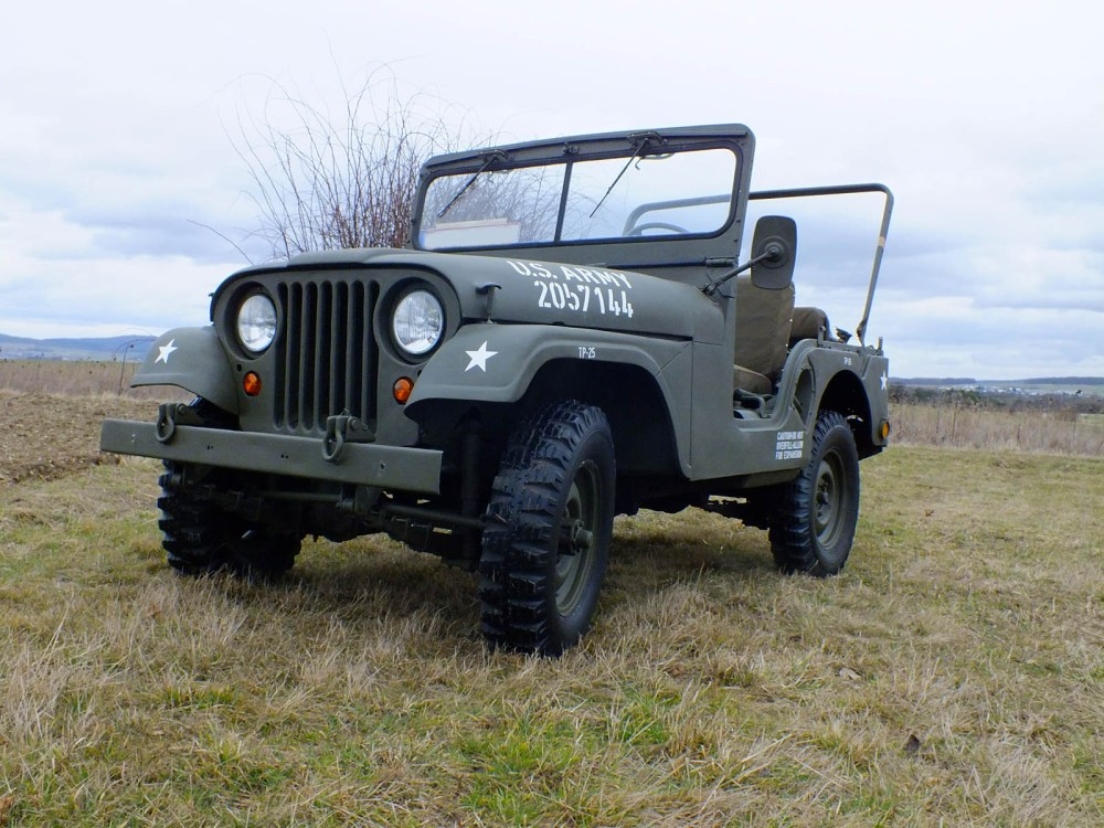 medium resolution of willys m38a1 jeep army c13 sold