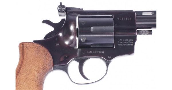 Arminius 357 Revolver - Year of Clean Water