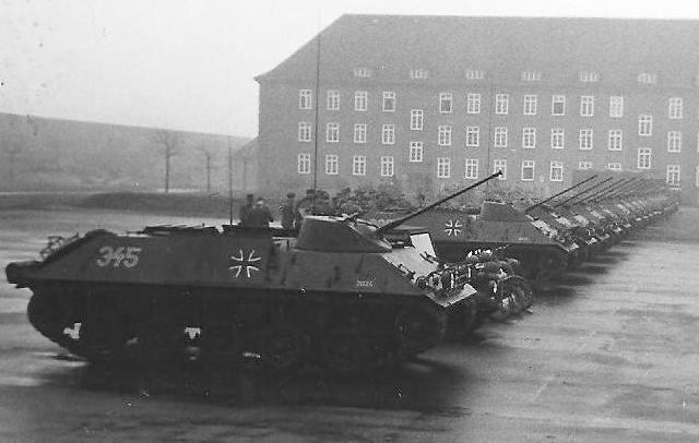 """Bildergebnis für Schützenpanzer Lang HS.3"""""""