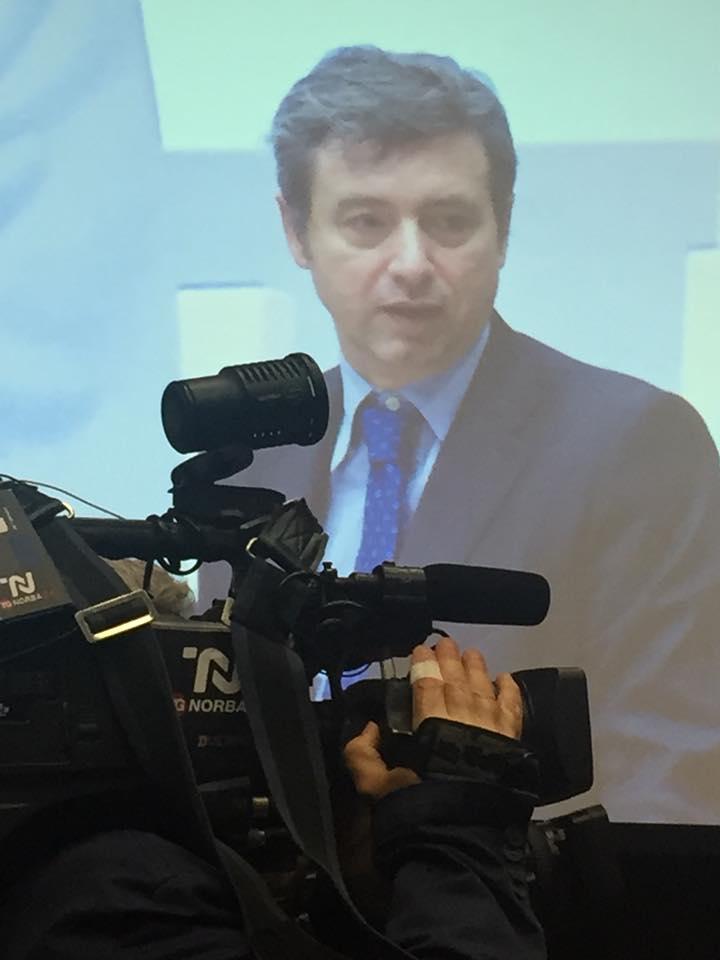 Convegno a Bari«Il lavoro dell'avvocato, ecologia e organizzazione della professione forense»
