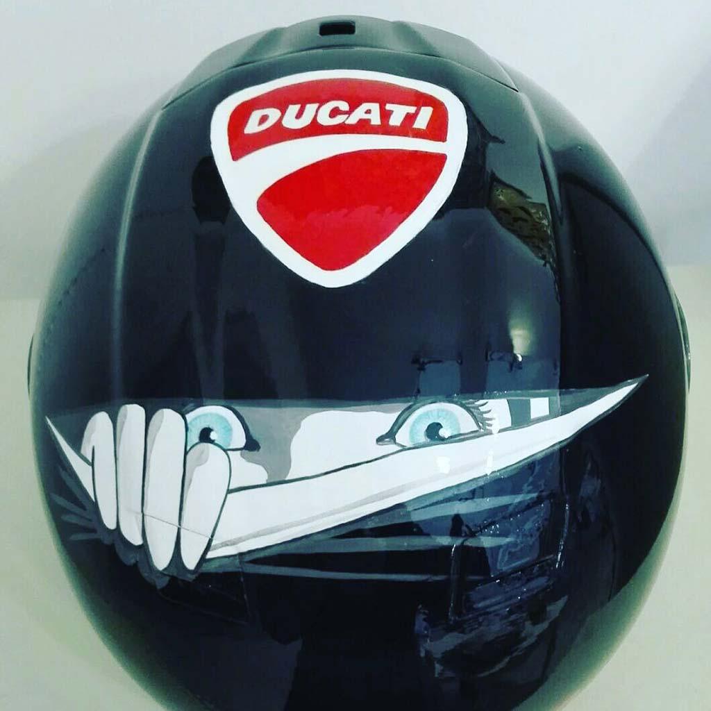 Casco-Ducati