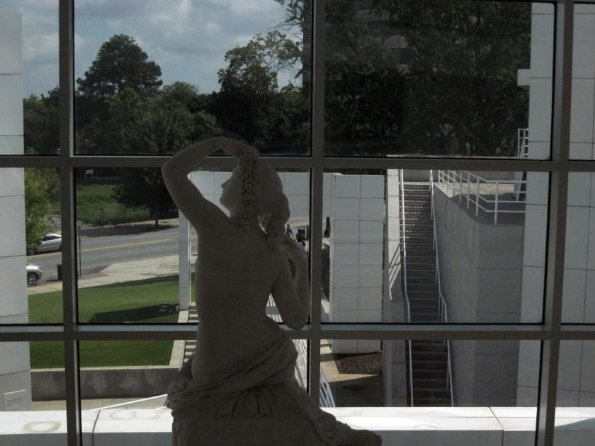 La vista dal High Museum of Art