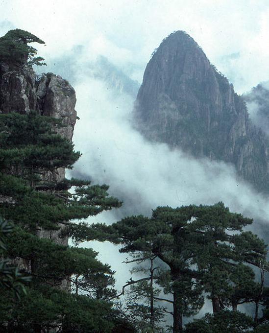 Huangshan, Cina orientale