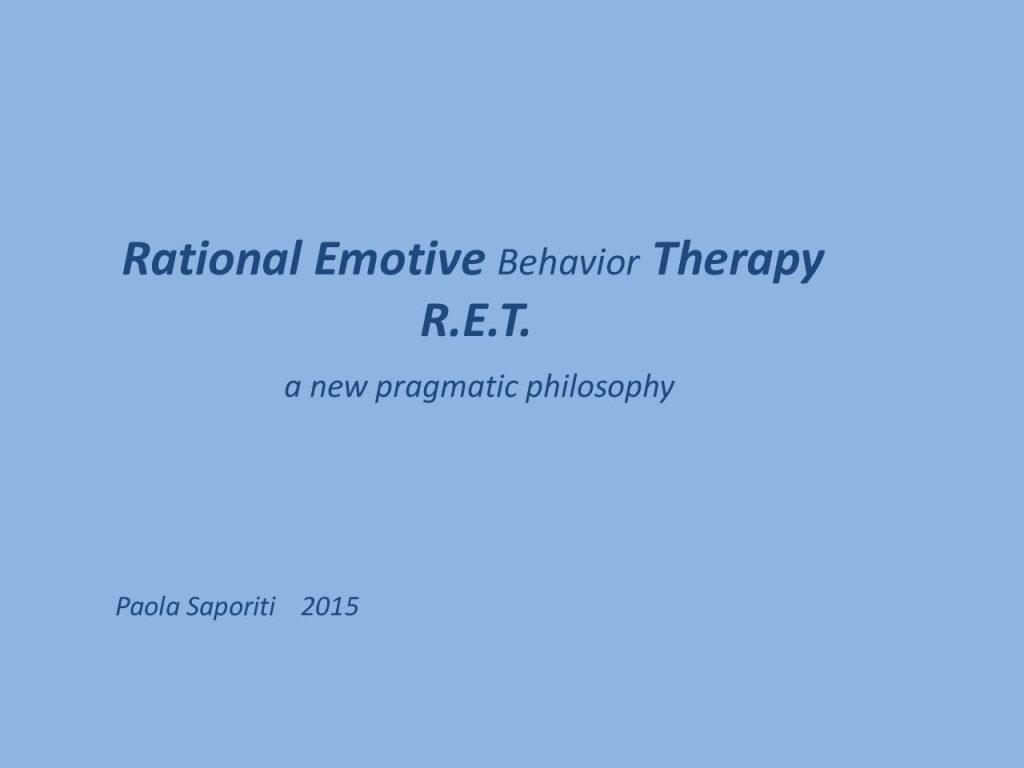 Pragmatic philosophy