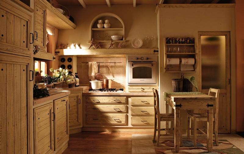 Cucine country e muratura  Paoletti Arredamenti Frascati