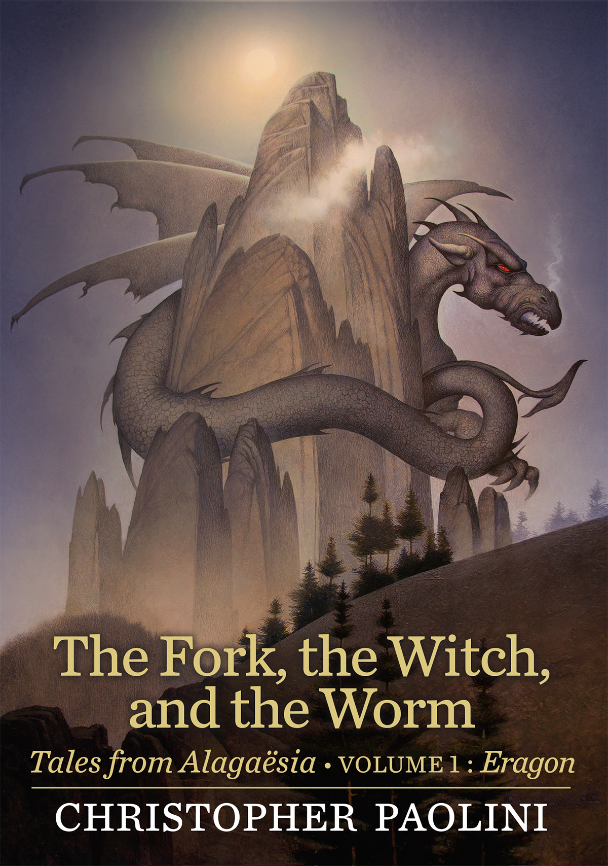 The Fork the Witch and the Worm  Paolini