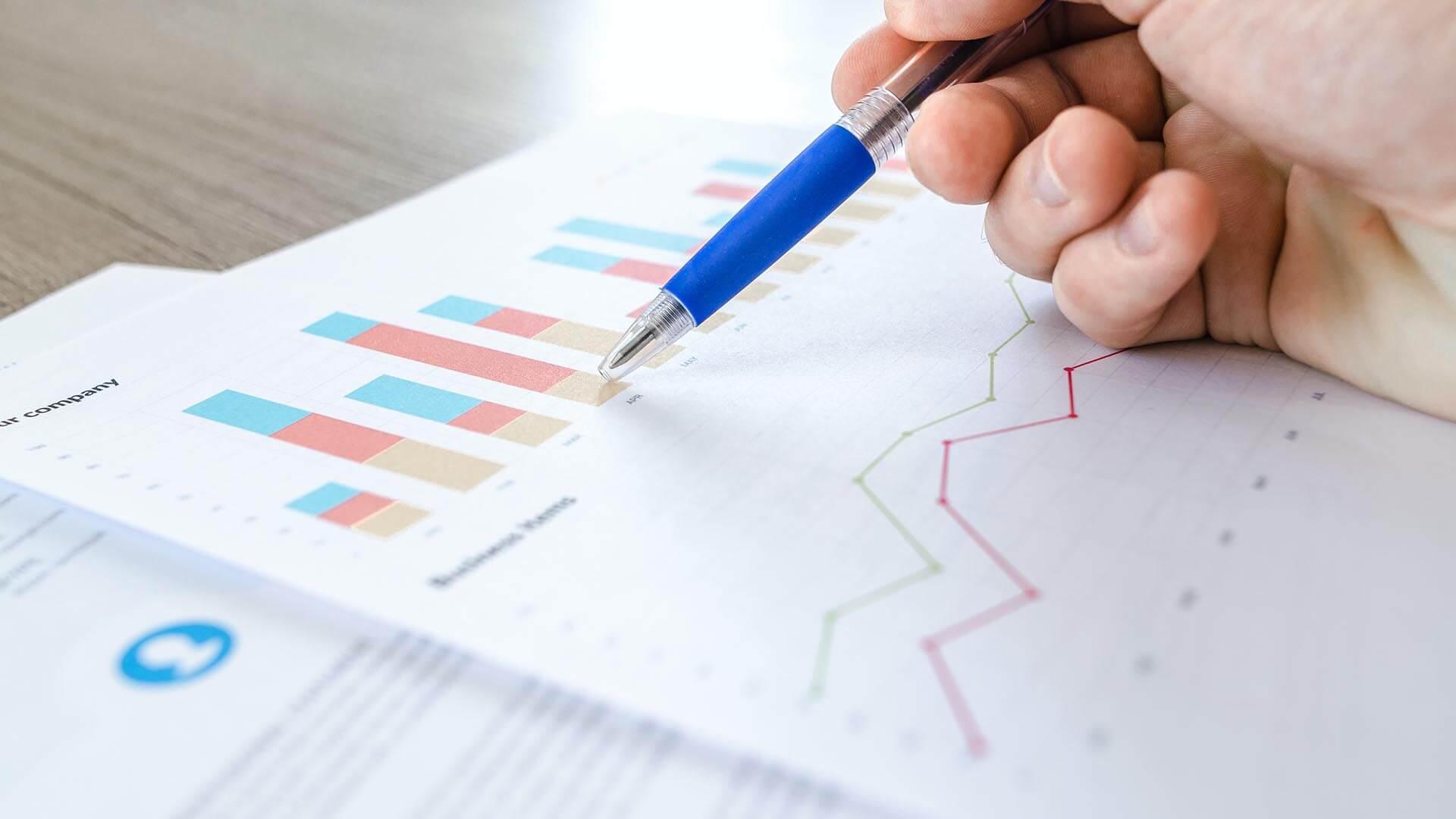 Bilancio con dati trimestrali