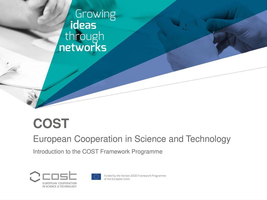 COST Cooperazione europea