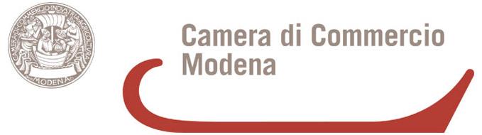 Logo della Camera di Commercio di Modena