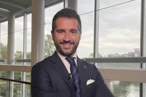 Paolo Borchia in Parlamento