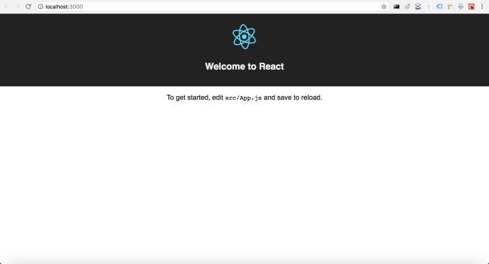 ReactJS setup iniziale