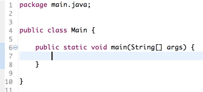 Main Java Telegram Bot