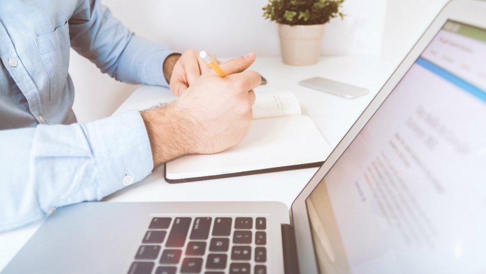 imparare a creare un sito web