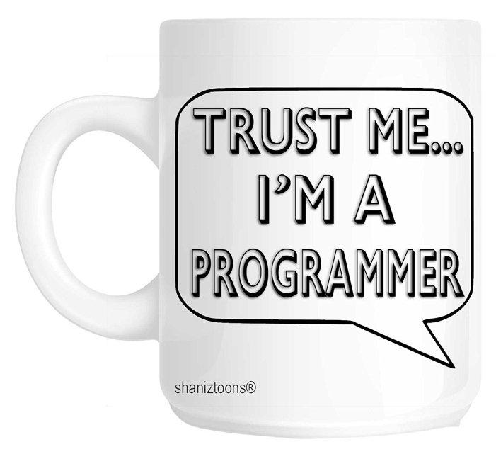 tazza trust me programmatore
