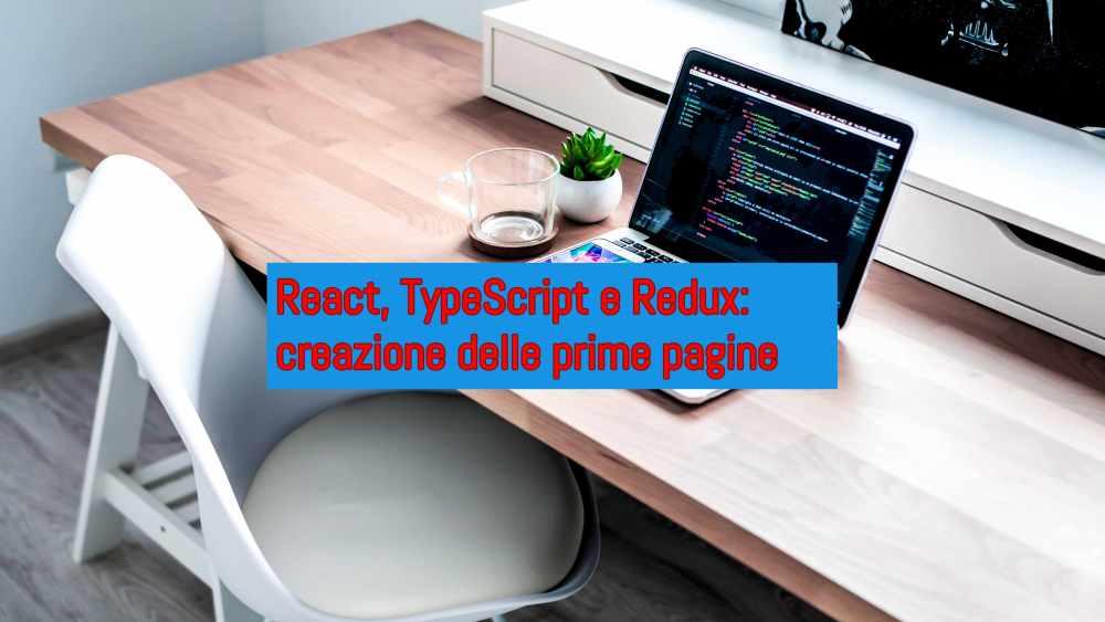 React, TypeScript e Redux