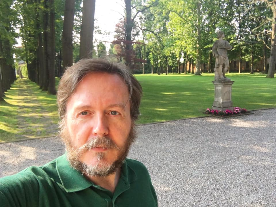 Aldo Dalla Vecchia, autore del libro Viva la Franca