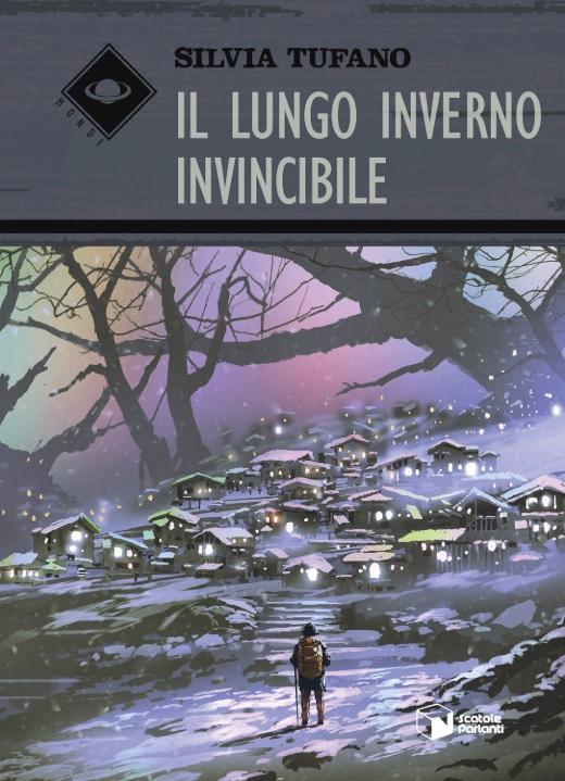 Il lungo inverno invincibile di Silvia Tufano, la copertina del libro