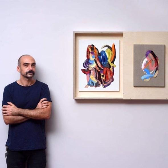 """Matteo Fato, autore di """"Fiume di gente"""""""