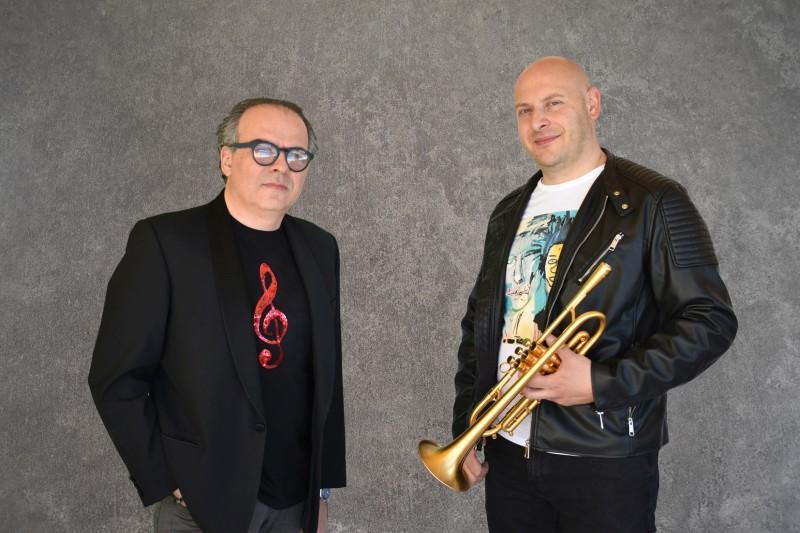 Marco Vezzoso e Alessandro Collina propongono la Sally di Vasco in salsa jazz