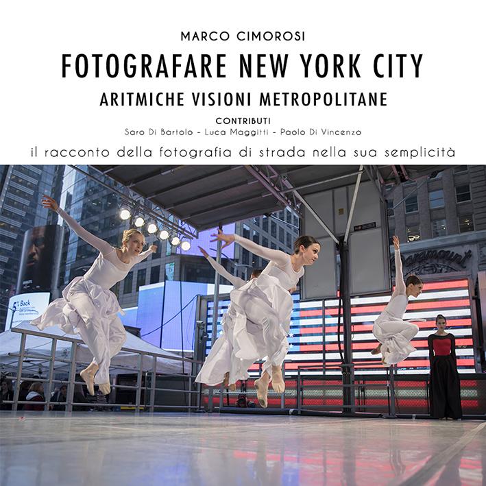 Fotografare New York City. La copertina del libro