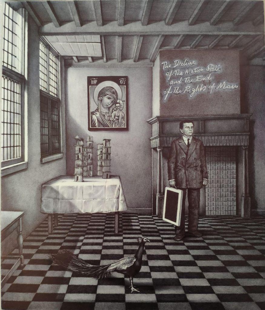 Giuseppe Stampone a Londra e Venezia. Una sua opera