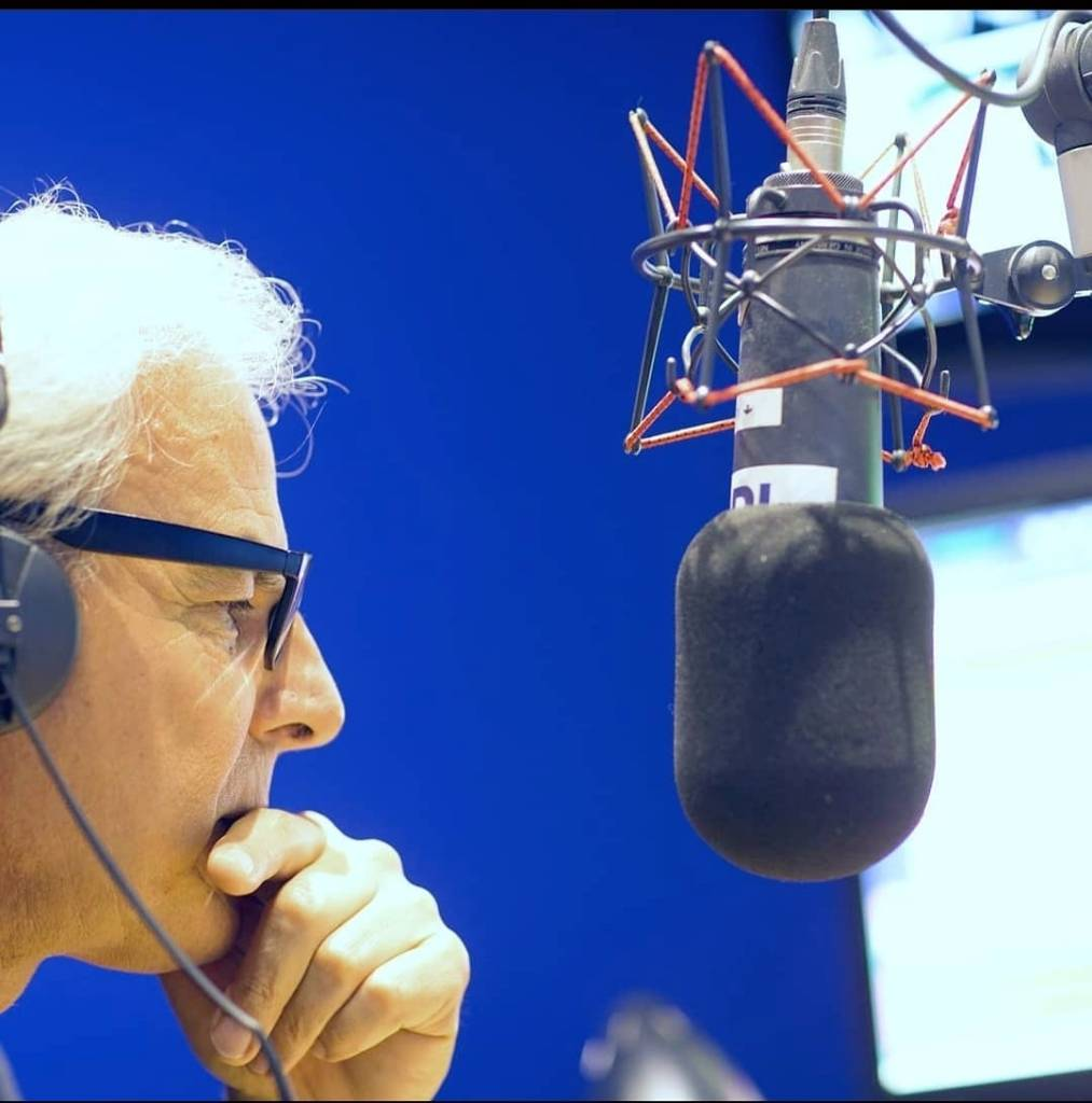 Ogni uomo è una radio. Gianni De Berardinis