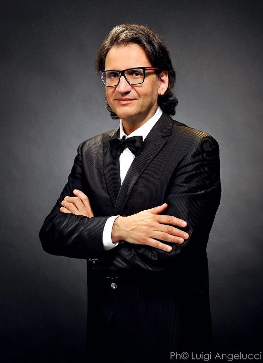 Castelbasso c'è Bach in blues. Il direttore Roberto Molinelli