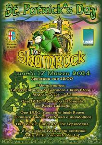 The Shamrock Irish Pub Lecco- St Patricks Dayjpg