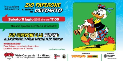 invito Zio Paperone