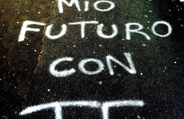 voglio il mio futuro con te