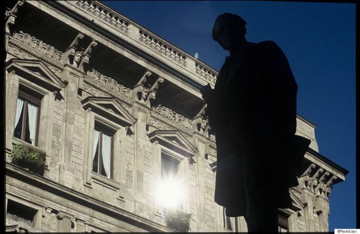 Milano piazza San Fedele