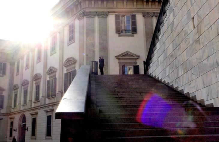Milano Palazzo dell'Arengario