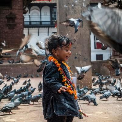 Durbare Square - Kathmandu, Nepal