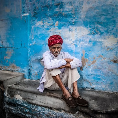 Jodhpur (Blue city) ,India