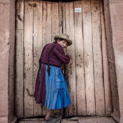 Pisac, Perù
