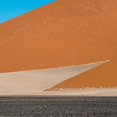 Sossusvlei Desert, Namibia.