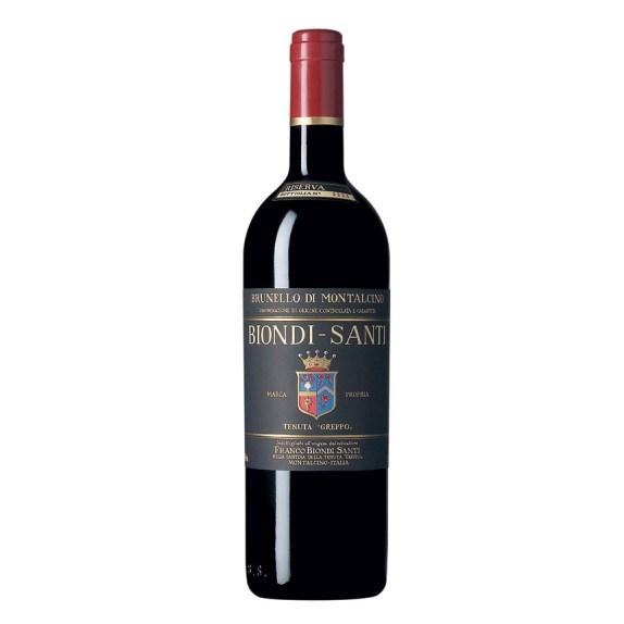 Brunello di Montalcino DOCG Biondi Santi Riserva 1995